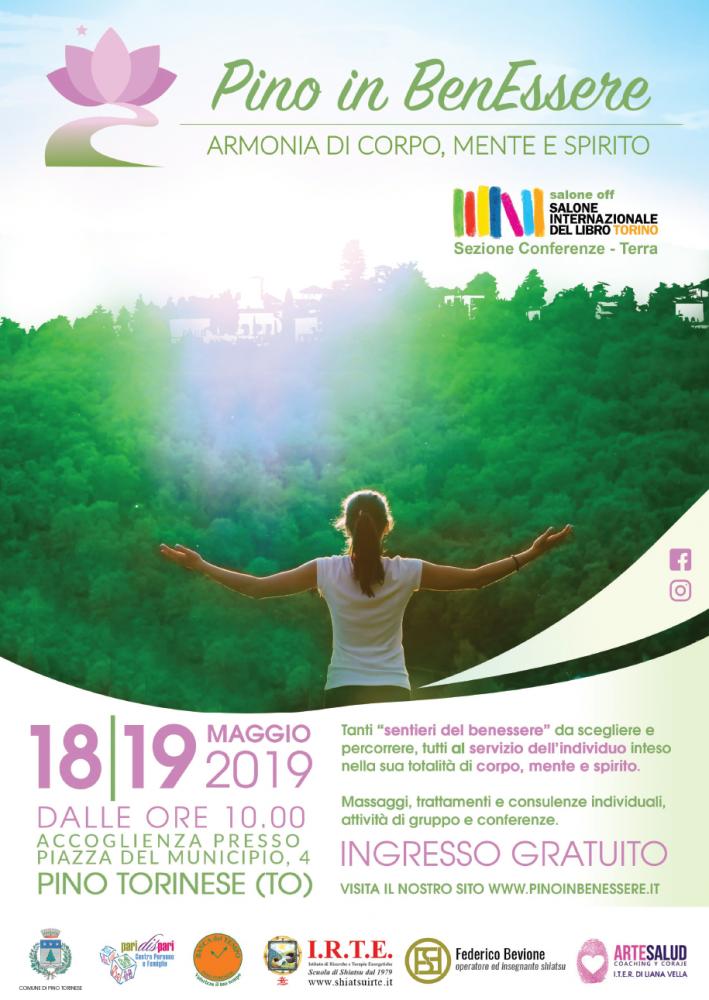 18 -19 Maggio 2019 - Pino in Benessere